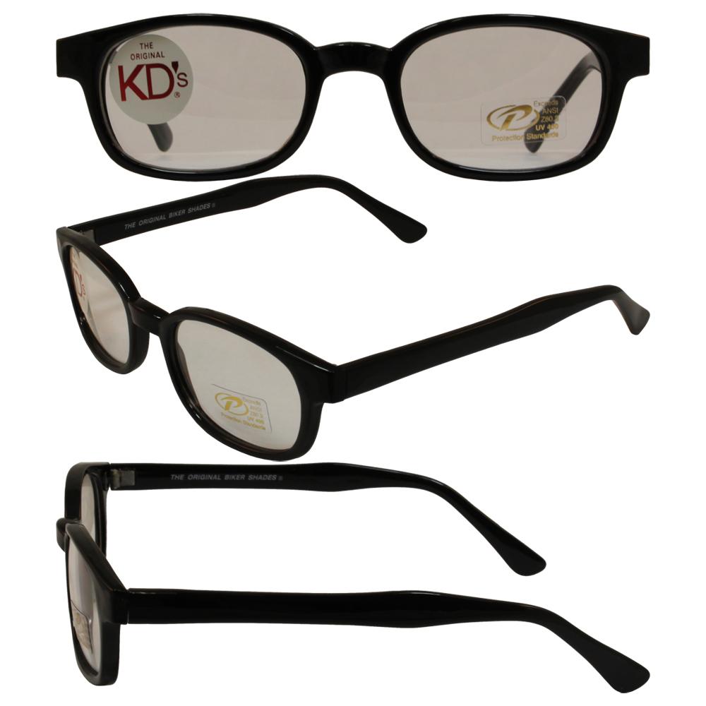 Glasses Frames Jacksonville Fl : X-KD Original KDs CLEAR LENS Sunglasses Motorcycle ...