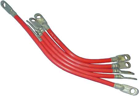 Batteries on You Are Purchasing A Brand New Set Of Golf Cart Battery Cables