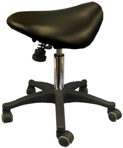 Dental Hygiene Saddle Stools http://www.pic2fly.com/Ergonomic+Dental+Hygiene+Saddle+Stools.html