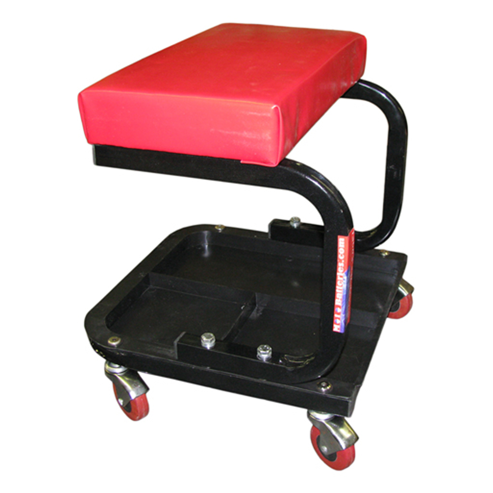 Motorcycle Creeper Mechanic Stool Seat Ebay