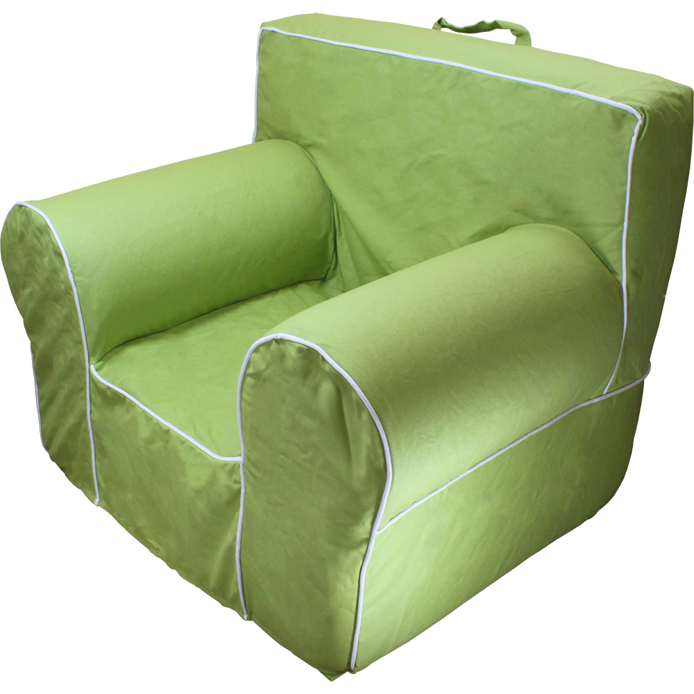 Insert For Pottery Barn Anywhere Chair With Light Green