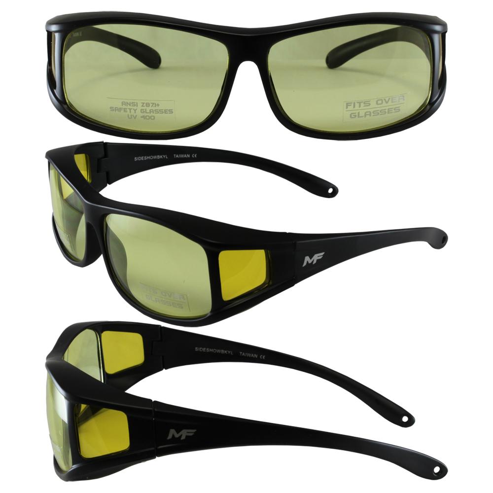 Yellow Lens Glasses | eBay